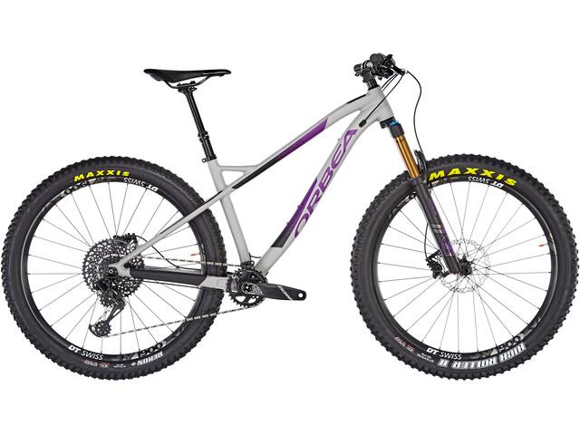 ORBEA Laufey H-LTD MTB Hardtail 27,5+ grå (2019) | Mountainbikes